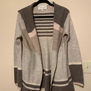 Anthropologie Angel of the North Cardigan Wool
